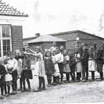 Gammerød ny skole 1934