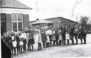 Gammeroed ny skole 1934