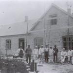Alkestrup skole 1911