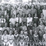 Alkestrup skole 1940
