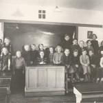 Højelse forskole 1949