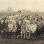 Ladager Forskole 1958