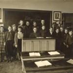 Ølby skole Lyngvej 28 1950