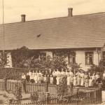 Ølby skole Lyngvej 35 1910