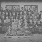 Sædder skole ca 1870